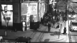Жестокое избиение клуб Сахар  Краснодар   Brutal beating Sugar Club   Krasnodar