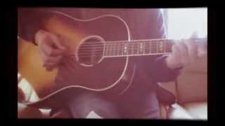 キャロルの「二人だけ」を練習がてらギターとベースを重ねて録音しまし...