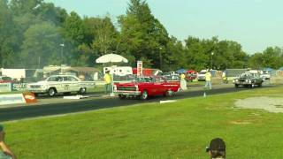 A/FX Comet at Beaver Spings Dragway