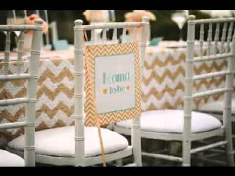 baby shower chair decorations ideas, Baby shower