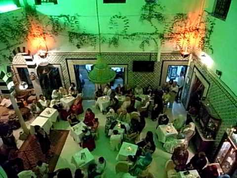 Night Party - Tunis,Tunisia / 宿でのパーテイー(チュニジア・チュニス)