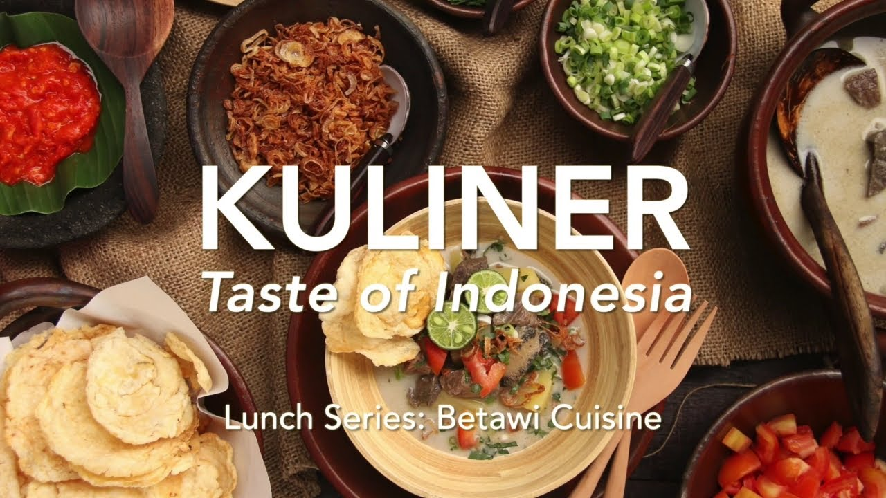 Betawi Indonesian Lunch Series Kuliner Vancouver Bc 2019