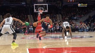 Rui Hachimura Highlights - Spurs at Wizards 11/20/19