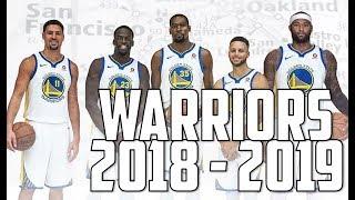 I Golden State Warriors del 2019