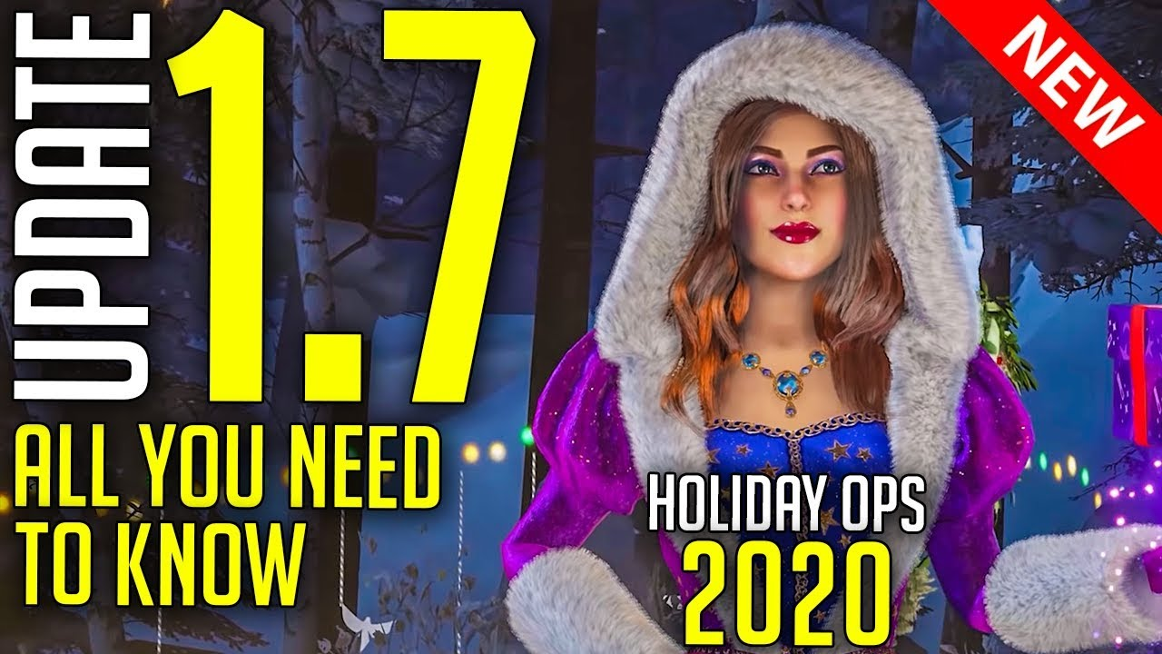 Wot 2020 Christmas Skins Update 1.7 Review and Holiday Ops 2020 are Here! | World of Tanks