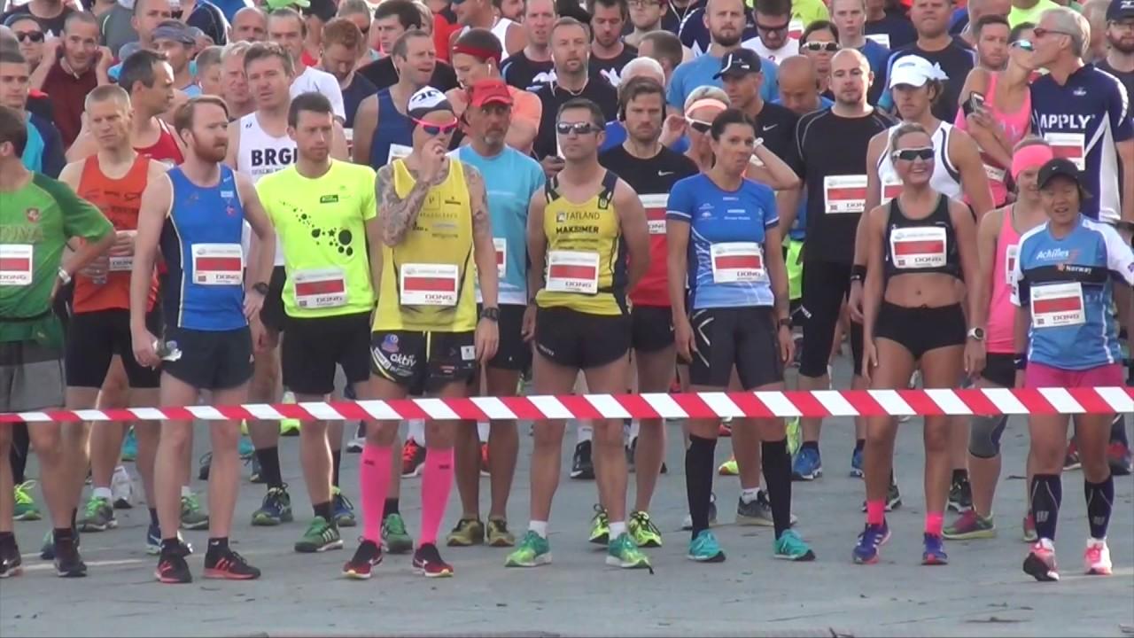 Løpsvideo fra 2016