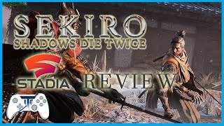 Sekiro Shadows Die Twice - Stadia Review (Video Game Video Review)