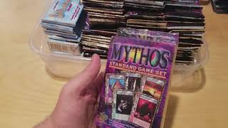Mythos Card Game - HP Lovecraft Gaming Collection