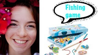 Must have toys for under 1: Fishing game