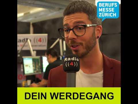 8-facher Coiffeur-Weltmeister im Live-Interview   Berufsmesse Zürich 2017