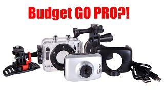 vivitar 783hd action camera   unboxing overview test footage