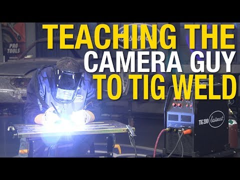 Beginner's Guide To TIG Welding.  Everything you need to Get Started & More! Eastwood