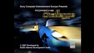 Playthrough [PSX] Porsche Challange