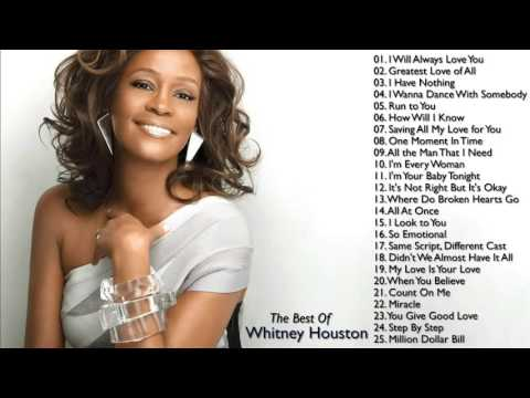 Top 10 Whitney Houston Songs