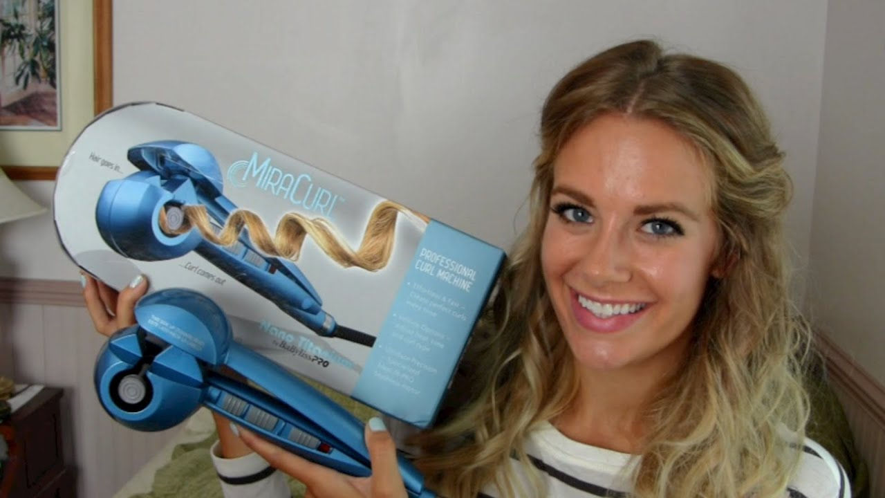 Babyliss miracurl or curl secret