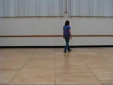 Midnight Rendezvous line dance - YouTube