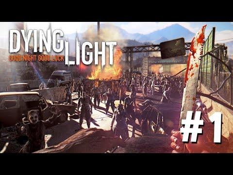 ЗОМБИ АПОКАЛИПСИС!! - Прохождение Dying Light #1