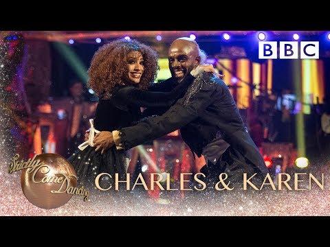 Charles Venn and Karen Clifton Jive to 'Time Warp' by Richard O'Brien - BBC Strictly 2018
