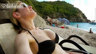St. Barths: Fashion Destination with Hofit Golan | FashionTV