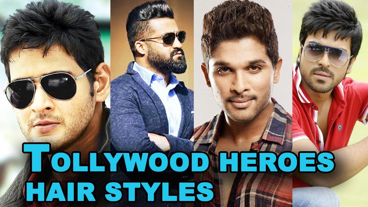 tollywood heroes following new hair styles || telugu latest film gossips