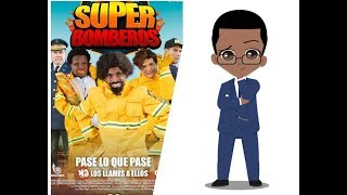 Super Bomberos [Reseña de Película Dominicana] - Mr. Andy Flick