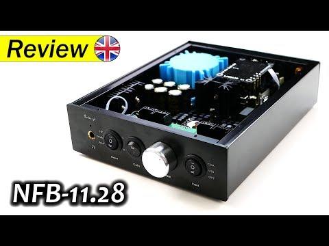Смотрите сегодня Audio GD NFB-11 Dac/Amp - Review видео