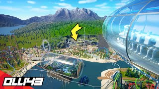 something is very wrong in my Planet Coaster realistic park!!