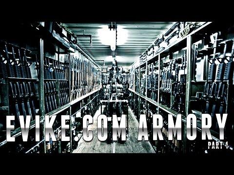 Evike.com Armory Part 1 - Airsoft Evike.com