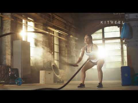 Motivational Sport Video Advertising Template by Kitreel.com