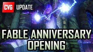 Video Fable Anniversary Opening download MP3, 3GP, MP4, WEBM, AVI, FLV Desember 2017