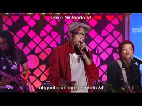 NAVHY: BoB  Nothin  You ft Bruno Mars subtitulado españolinglés
