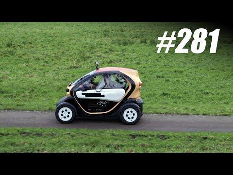 #281: Niet-Stoppen-Race met Straf [OPDRACHT]
