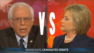 """Bernie VS Hillary: SUPERPAC"""