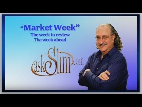 What, me worry? - askSlim Market Week 07/28/17