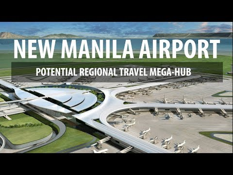 San Miguel Group Gets Initial Go-Ahead for New Manila Airport