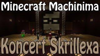 Dziadkowe Opowieści, Odcinek 3 - Koncert Skrillexa [Minecraft Machinima]