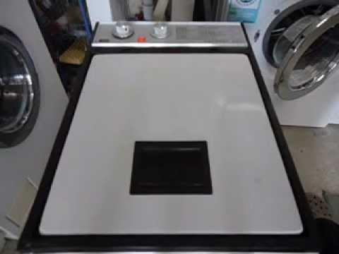 aeg lavamat 664 waschmaschine youtube