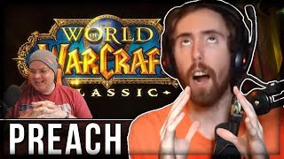 """Asmongold Reacts to """"Why has Classic been so fun for me?"""" by Preach"""