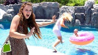 Swimming Pool Wedding Dress Prank!!