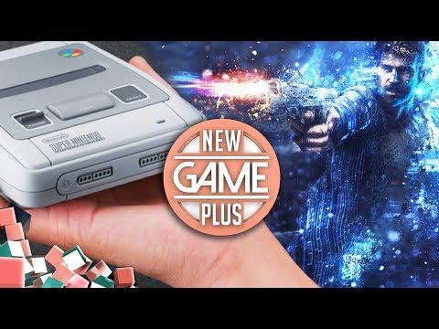 SNES Mini-Ankündigung, Get Even & Nex Machina  | New Game Plus #43