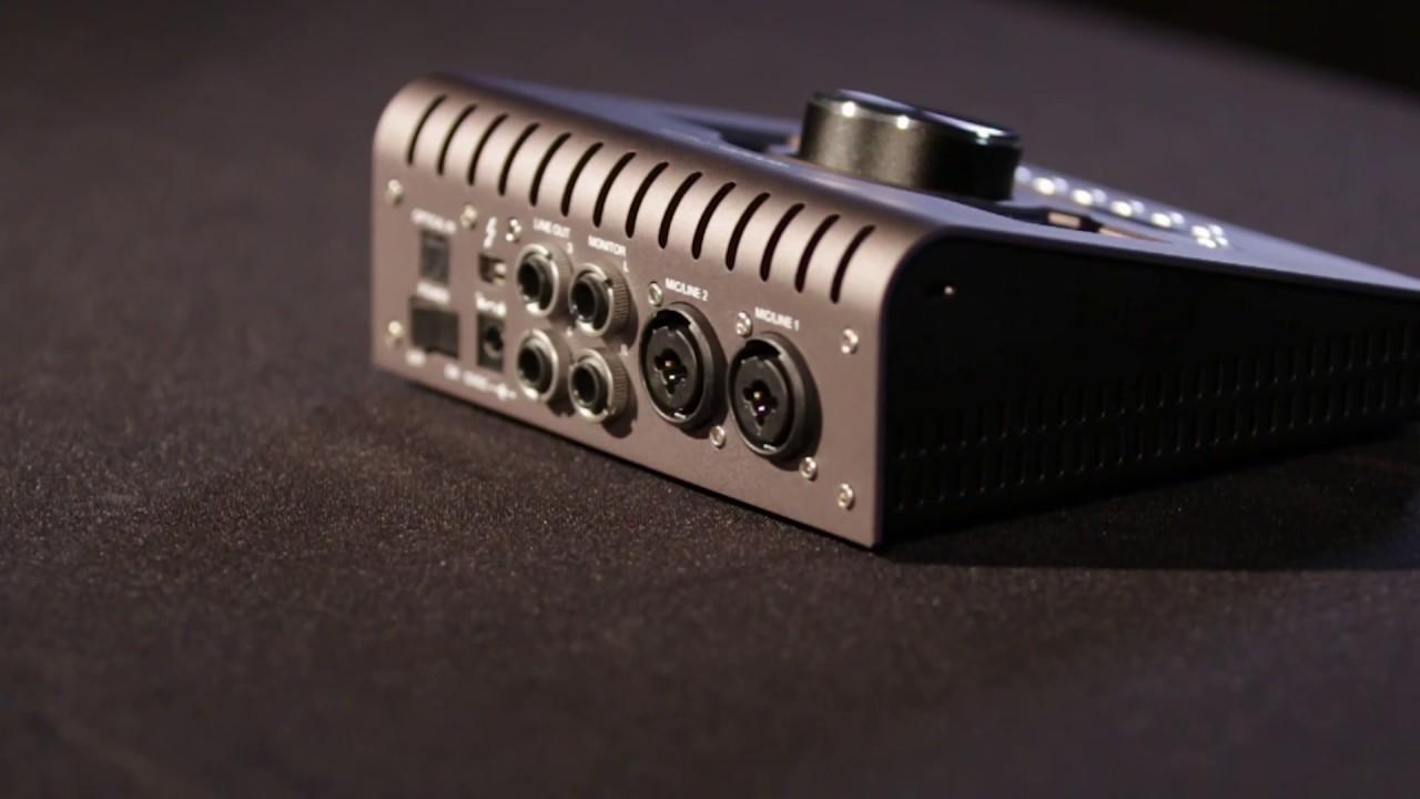 Universal Audio Apollo Twin Mark 2 Thunderbolt Audio Interface Pro Audio Equipment Audio/midi Interfaces