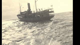 WW1 Photo album ..features U-boat U-25 attacking merchant shipping in North sea.wmv