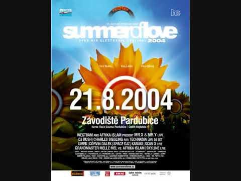 Afrika Islam & DJ Guest Present MR.X & MR.Y - Live @ Summer of Love 2004 (DJ Tribute to Westbam)