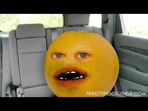 Annoying Orange - Orange After Dentist (David After Dentist Spoof)