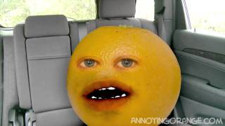 Annoying Orange - Orange After Dentist (David After Dentist Spoof)