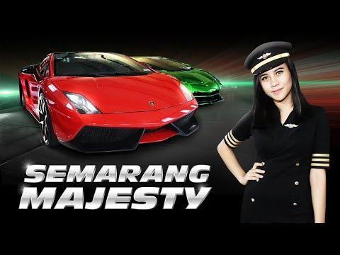Kontes Modifikasi di Semarang Majesty