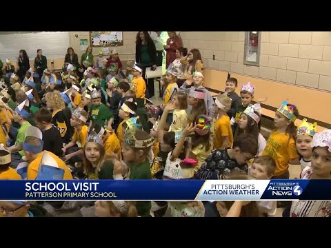 School Visit: Patterson Primary School in Beaver County