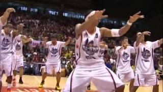PBA Veteran All-stars Dancing