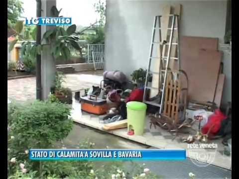 30/07/2014 STATO DI CALAMITA' A SOVILLA E BAVARIA