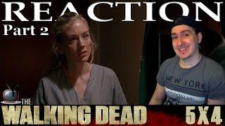 The Walking Dead S05E04 'Slabtown' Reaction / Review : PART 2